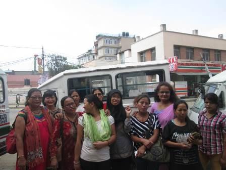 Kathmandu mapping group
