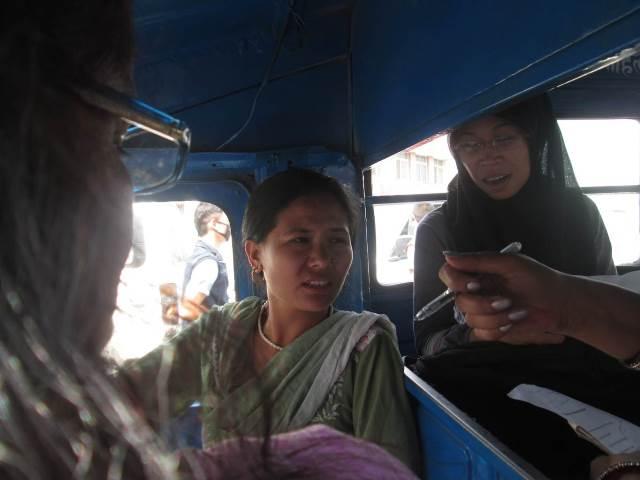 Kathmandu - mapping exercise