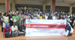 Group photo - Project Evaluation Workshop
